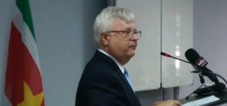 Ambassador Nolan's Remarks on Earth Day