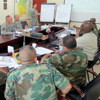 Sd national guard partner nation suriname share disaster for Consul best practices