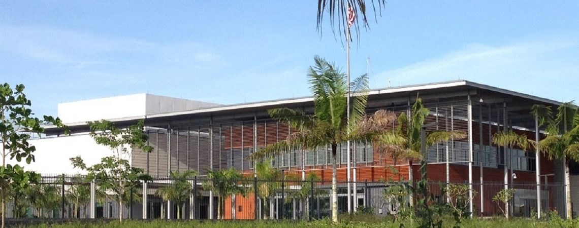 Us Embassy Achieves Leed Silver Certification Us Embassy In