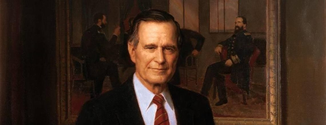 Presidential Proclamation Announcing the Death of George H.W. Bush
